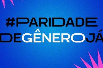 campanha nacional do PSOL pela paridade de gênero